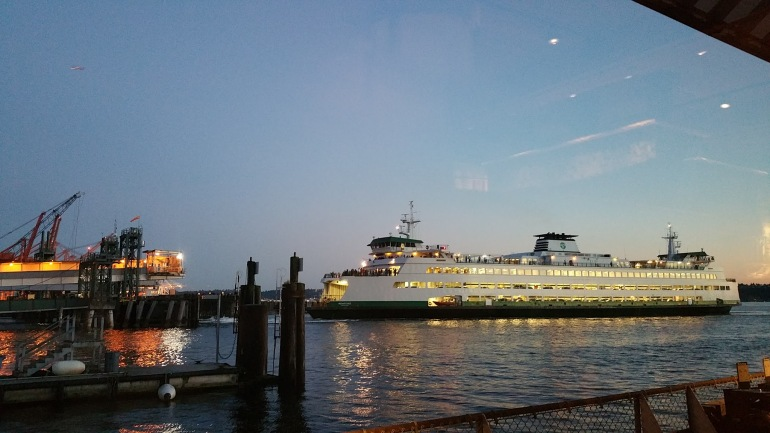 ferry at ivars